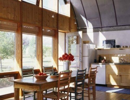 Serramenti di qualità per una casa sempre calda
