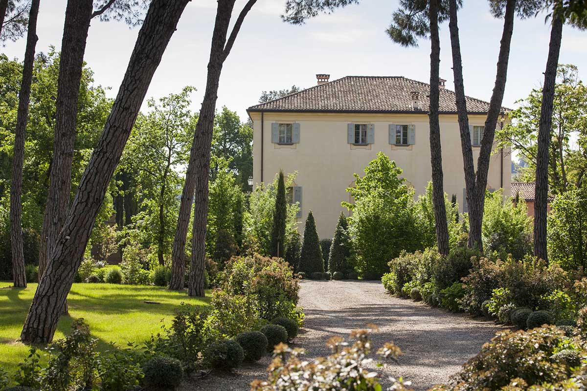 Finestre Tuttoluce a Villa Marcona – Dozza (BO)