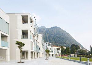 Serramenti Finblok - Laveno Mombello (VA) - residence Zucchi